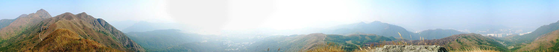 大金鐘 山頂